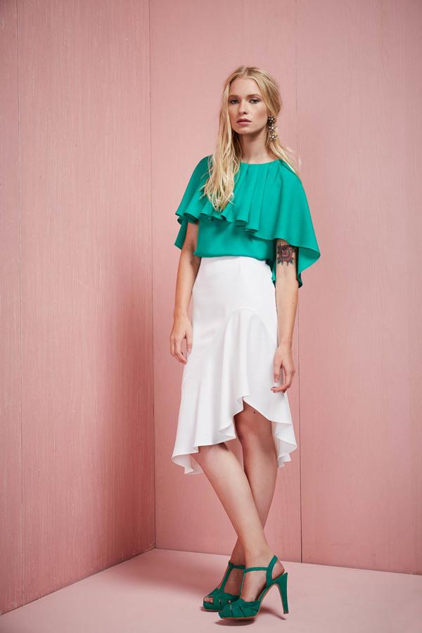 Falda skirt c5056 117