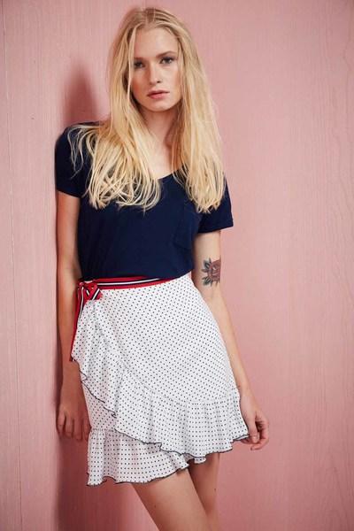 Falda skirt c5057 116