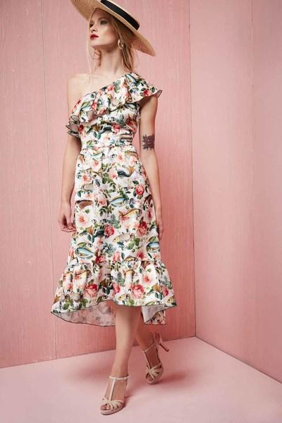 Vestido dress c6124 145
