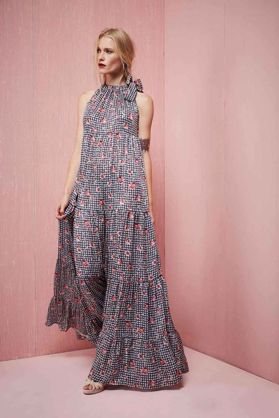 Vestido dress c6125 105