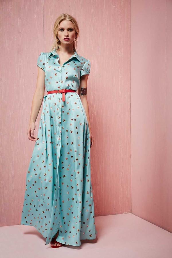 Vestido dress c6127 150