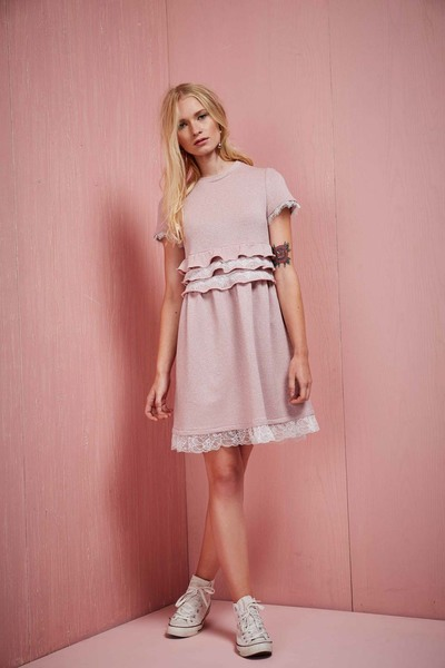 Vestido dress c6129 154
