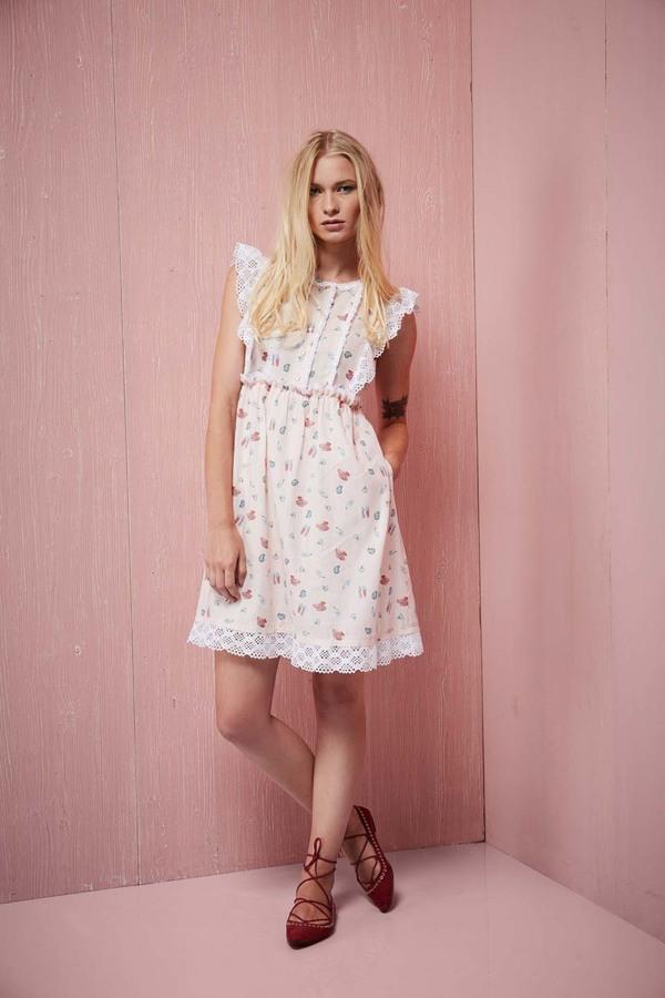 Vestido dress c6130 107